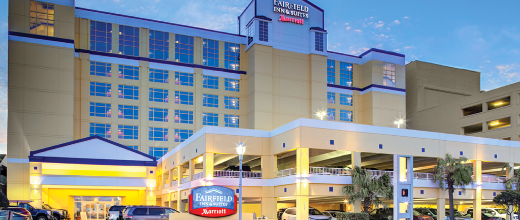 fairfield inn virginia beach oceanfront hotel