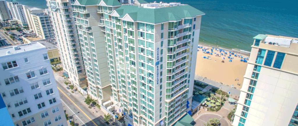 ocean beach club exterior