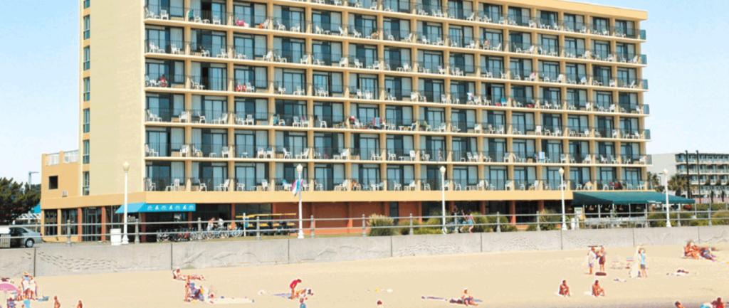 ocean sands virginia beach oceanfront hotel