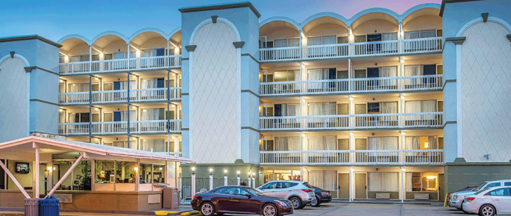 Royal Clipper Inn & Suites virginia beach