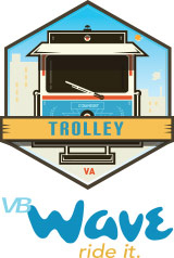trolley VB wave ride it