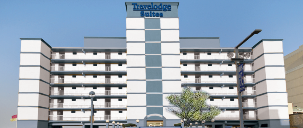 Travelodge Suites Virginia Beach Oceanfront exterior