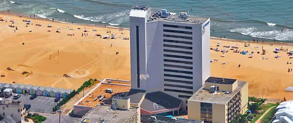 wyndham virginia beach oceanfront hotel