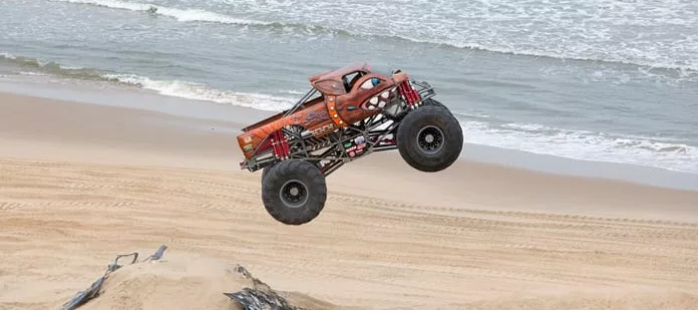 Pungo Offroad Monsters on the Beach, presented by Eastern Truck & Accessories