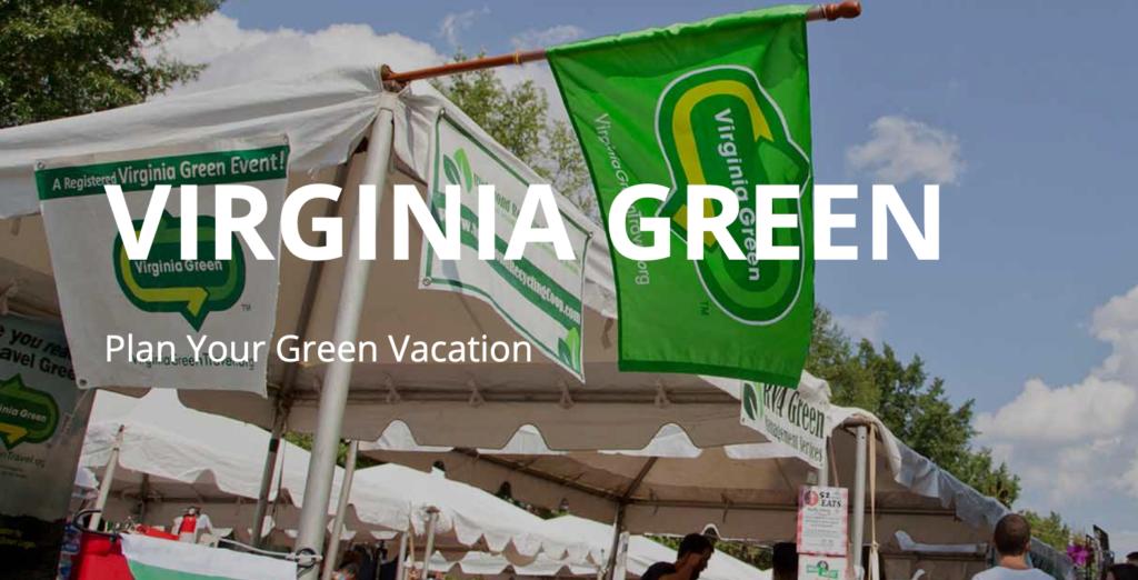 plan a virginia green vacation
