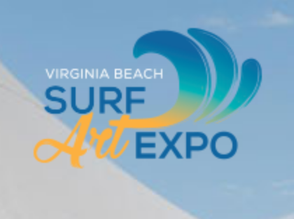 vb surf art expo logo